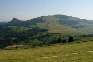 Rabštín a Wysoki Wierch (Šlachovky).