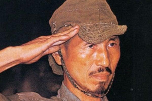 Hiró Onoda.