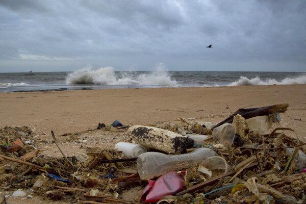 Deň Zeme 2018 sa zameria na boj s plastmi
