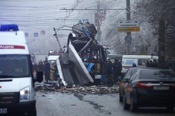Dva veľké teroristické útoky v priebehu 24 hodín šokovali miliónový Volgograd.