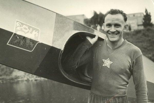 Kajakár Ladislav Čepčiansky štartoval na dvoch olympiádach.