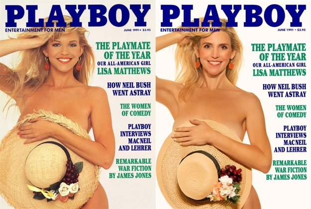 Mladé dámy v nahé