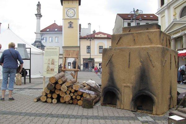 Slovenská pec bola prechodným stupňom medzi šachtovou a vysokou pecou.