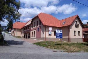 Nový Obecný dom v Kováčovej.