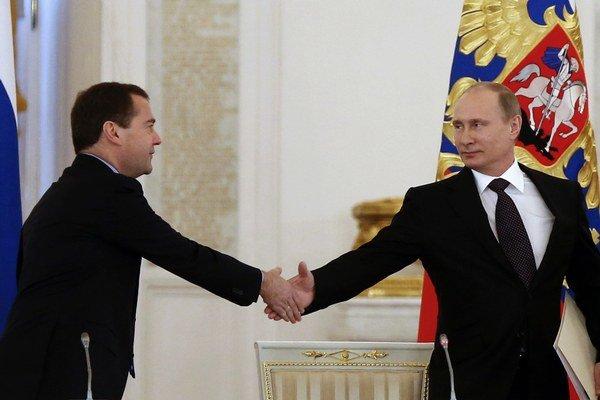 O metalurgickej kríze bude rokovať vláda premiéra Dmitrija Medvedeva.