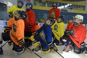 Presvedčiť deti (a rodičov) na hokej je dnes oveľa ťažšie ako kedysi.
