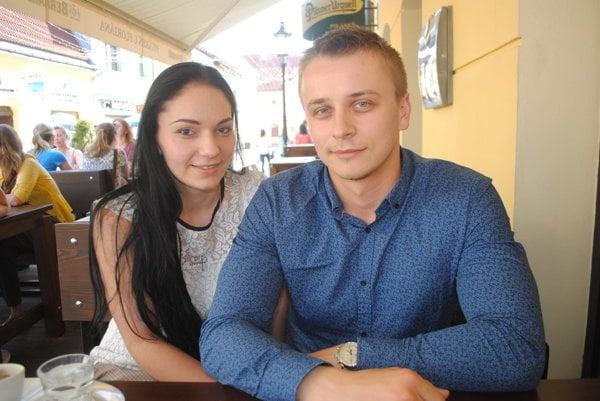 MUDr. Jozef Gajdoš s manželkou Miroslavou.