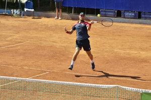 Martin Kližan minulý rok postúpil v Poprade až do semifinále.