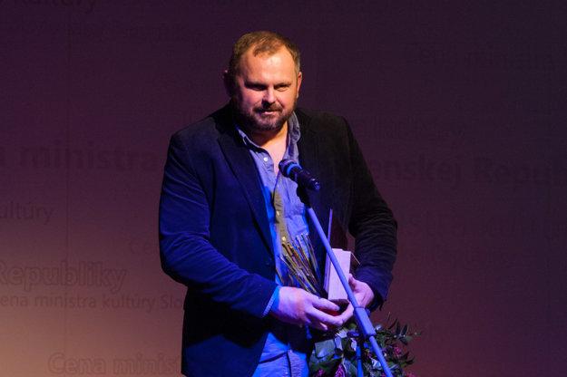 Režisér a producent Ivan Ostrochovský.