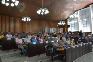 V pondelok 26. júna sa od 9. hod uskutoční riadne zasadnutie Mestského zastupiteľstva v Martine.