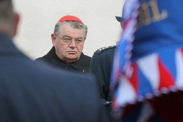 Kardinál Duka.