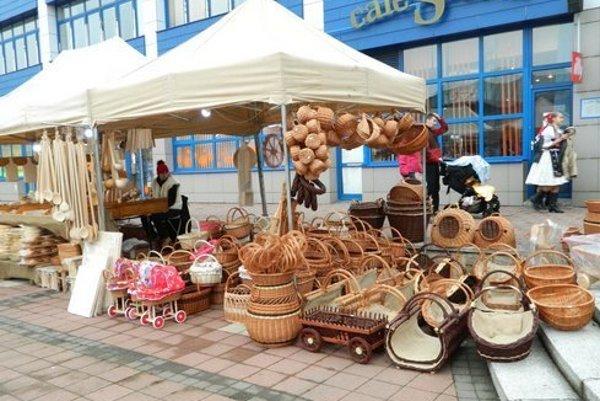 Dni Svidníka začínajú v piatok 30. júna otvorením predajných a výstavných trhov.