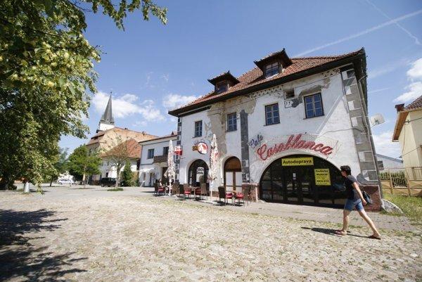 Minipivovar má ambíciu oživiť meštianske domy v centre.