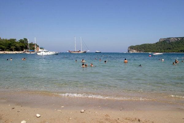 Kemer je populárnou turistickou destináciou v Turecku.