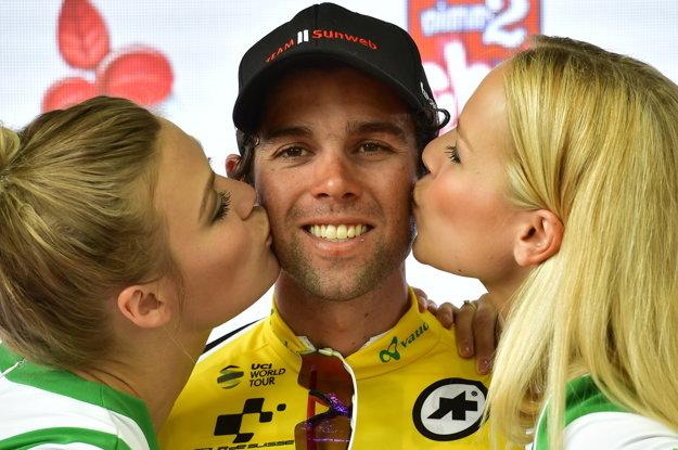 Michael Matthews sa na pretekoch Okolo Švajčiarska dokonca obliekol aj do žltého dresu.
