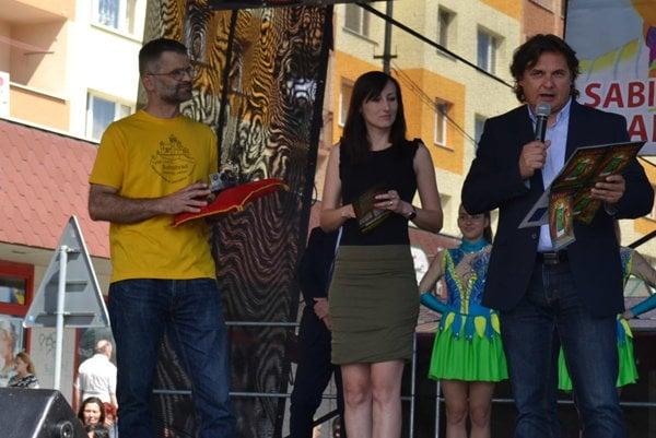 Spustenie súťaže sa konalo v Sabinove.