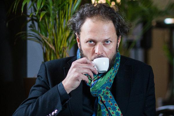 Teológ a publicista Michal Havran
