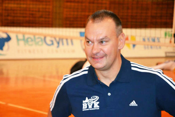 Fínsky tréner Teemu Sarna.