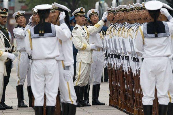 Čína má najpočetnejšiu armádu sveta.