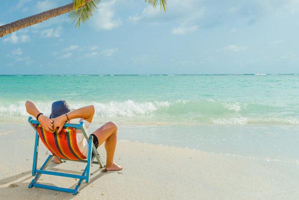 Práca neutečie. Ale letné slnko by mohlo. Preto si ho treba dosýtosti užiť.