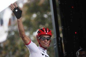 Alberto Contador máva najslávnejším cyklistickým pretekom. Toto sú jeho posledné.