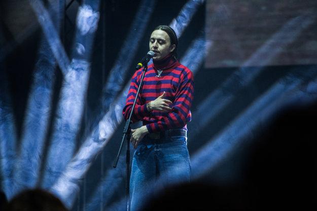 Estónsky raper Tommy Cash.