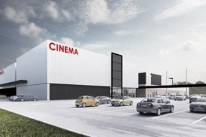 Kino v Tulipe.