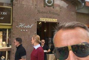 Raši ako paparazzi?Svetovú celebritu si košický primátor vyčíhal v Karlových Varoch.