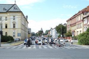 Monitorovaná bude aj križovatka Štúrova - Cintorínska.