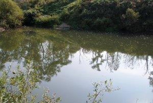 Rieka Ipeľ - ilustračné foto.