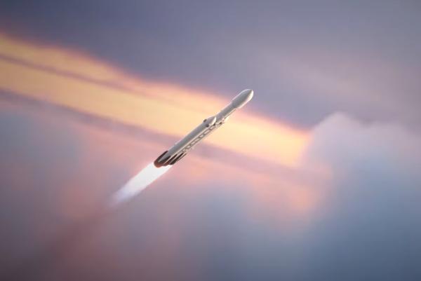 Falcon Heavy.