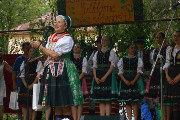 Folklórne slávnosti Župčany.