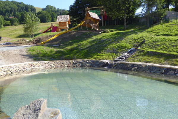 Detský vodný park v Donovaloch.