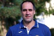 Nový tréner MBK Rieker Com-therm Komárno Vladimir Rozman