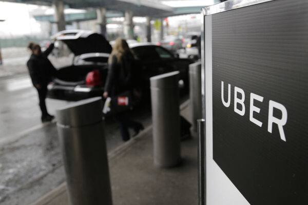 Uber ignoruje právne predpisy.