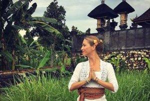 Na Bali je takto krásne. Pre nás exotické plodiny tam rastú ako burina.