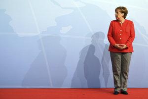 Angela Merkelová hostila summit G20 v Hamburgu.