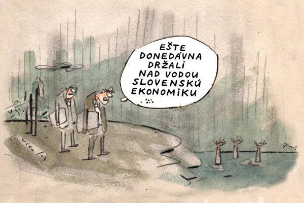 Piliere našej ekonomiky (Vico)