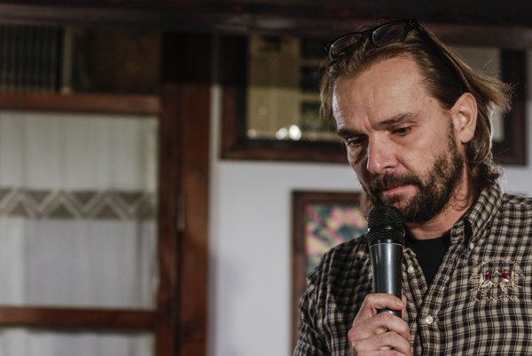 Ján Ďurovčík spomína na Štefana Nosáľa.