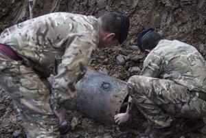 V Slovinsku musia zlikvidovať bombu z druhej svetovej vojny