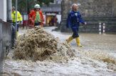 Nemecko sužujú rozsiahle povodne, napáchali už miliónové škody