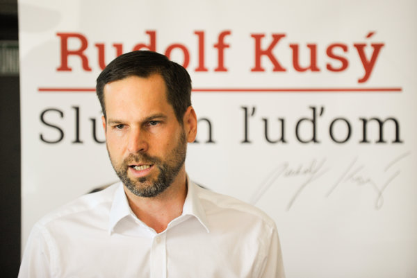 Rudolf Kusý vyhlásil, že zmluva na prenájom parkoviska je fiktívna.