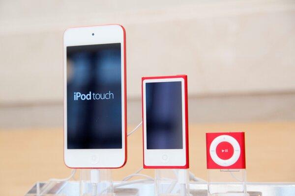 iPod Shuffle a iPod Nano sa definitívne vytratia z pultov predajní.