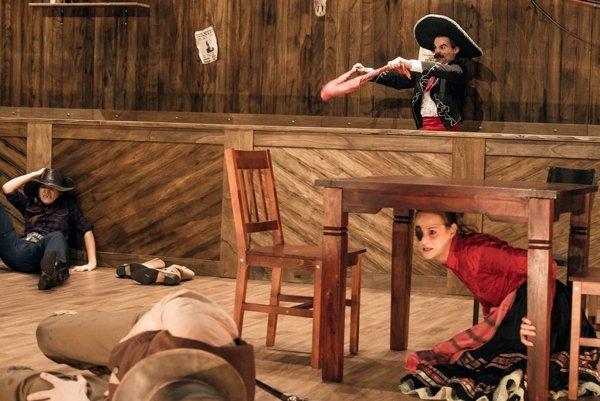 Newyorská inscenácia Právo na šťastie otvorí tohtoročný festival Divadelná Nitra 22. septembra.