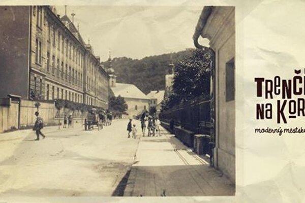 Historická fotka Ulice 1. mája propagovala aj hlasovanie.