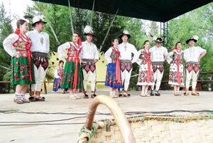 Suchohorská Folklórna skupina Goral.