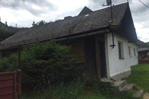 Dom v Smolníku.