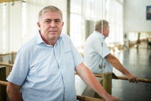 Juraj Hamar je generálnym riaditeľom SĽUK-u od roku 2010. Je choreograf, režisér, pôsobil v bábkovom divadle. Okrem toho pôsobí na Filozofickej fakulte Univerzity Komenského.