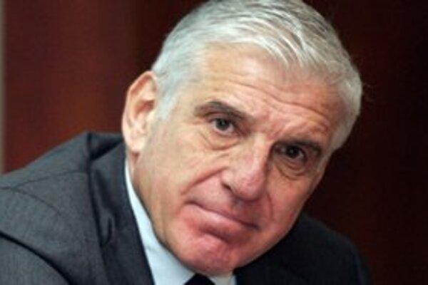 Exminister financií Jiánnos Papantoní.