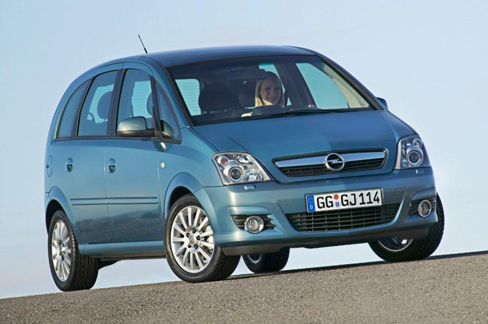 Opel Meriva prvej generácie